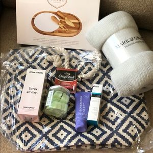 Brand new Fabfitfun bundle